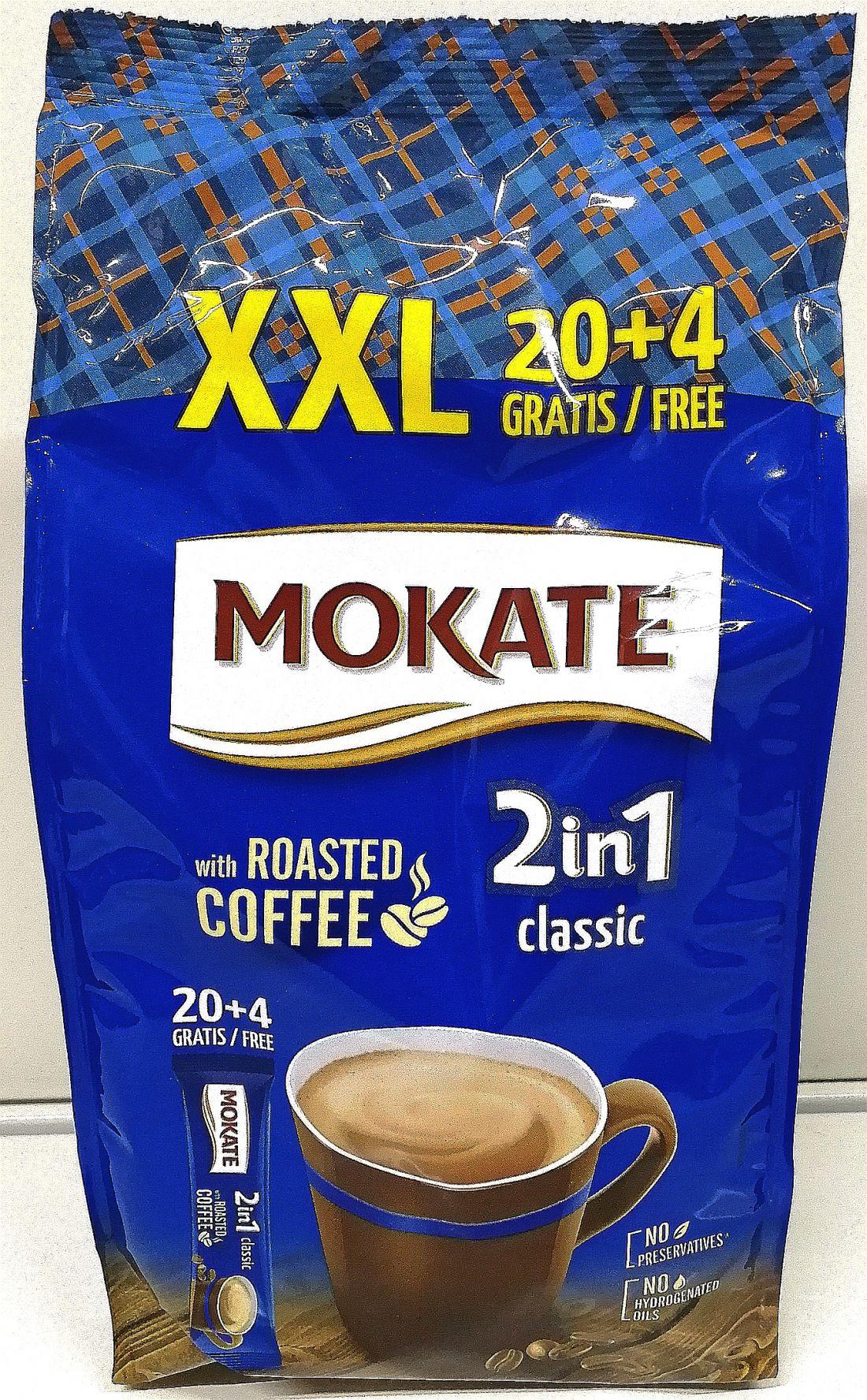 Mokate 2in1 24db