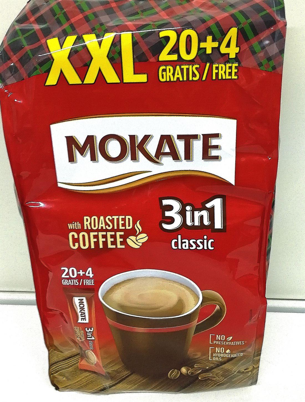 Mokate 3in1 24db