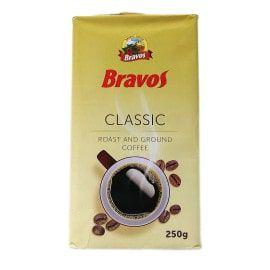 Bravos őrölt kávé 250g