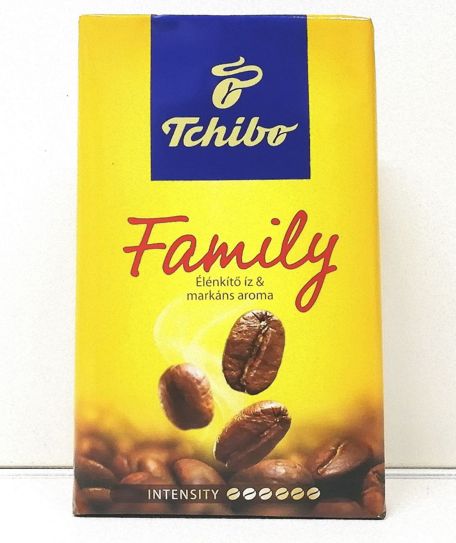Tchibo Family 1kg őrölt kávé