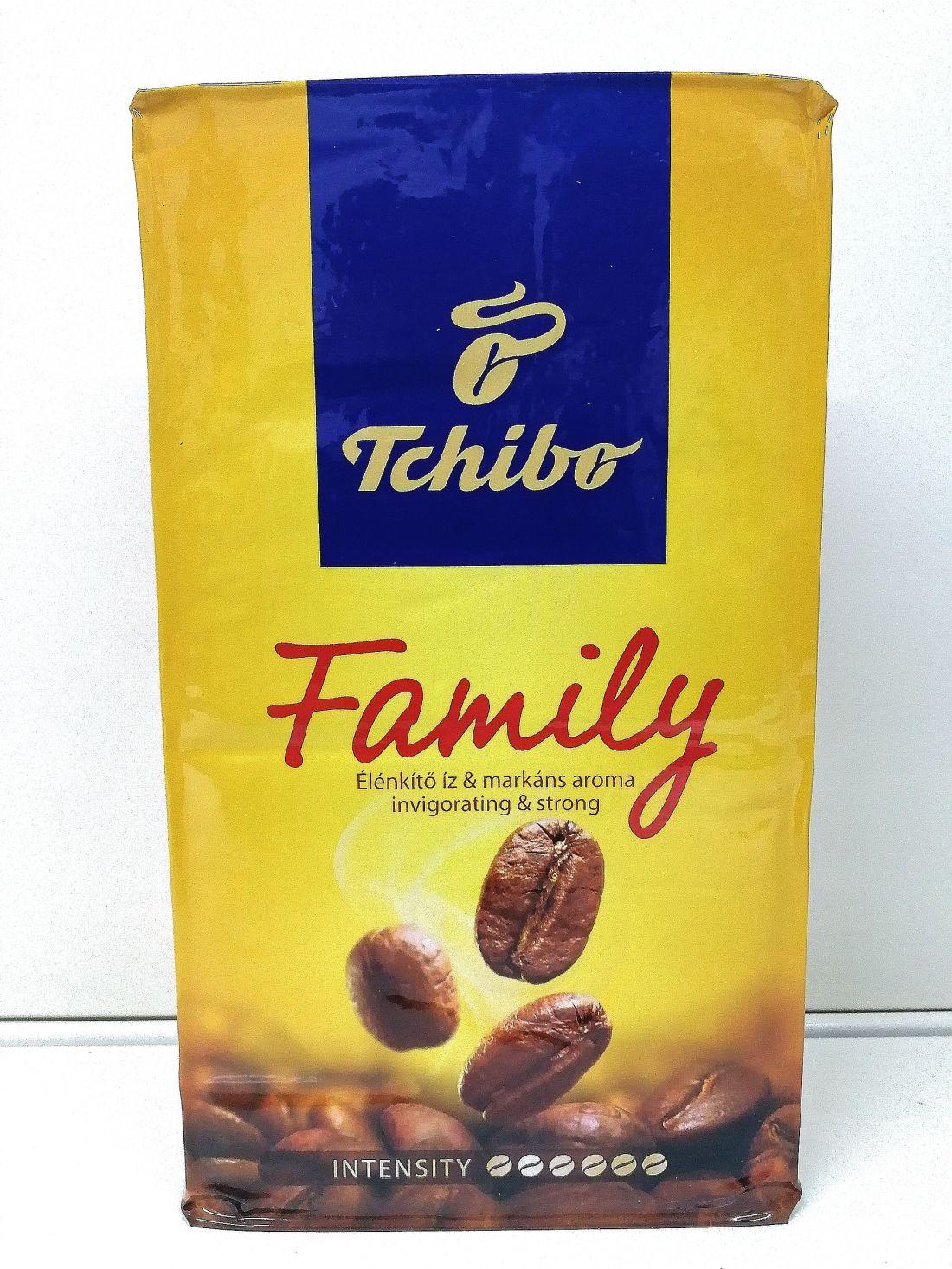 Tchibo Family 250g őrölt kávé