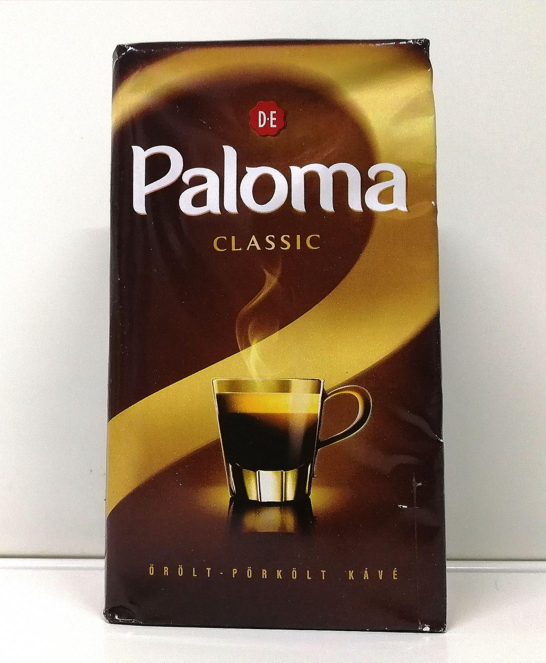 Paloma őrölt kávé 225 g