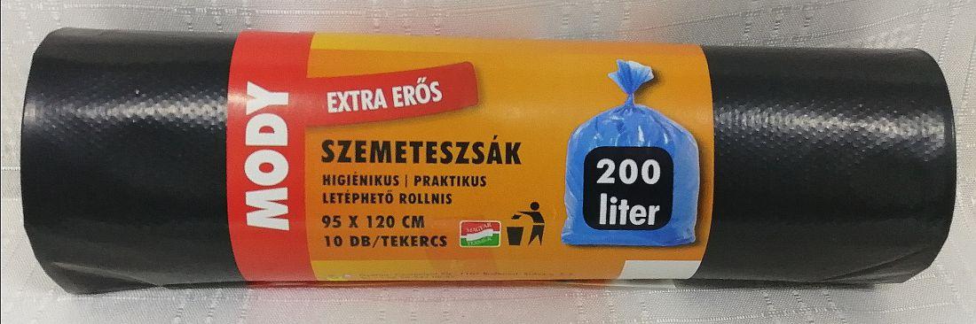 Szemeteszsák 200liter