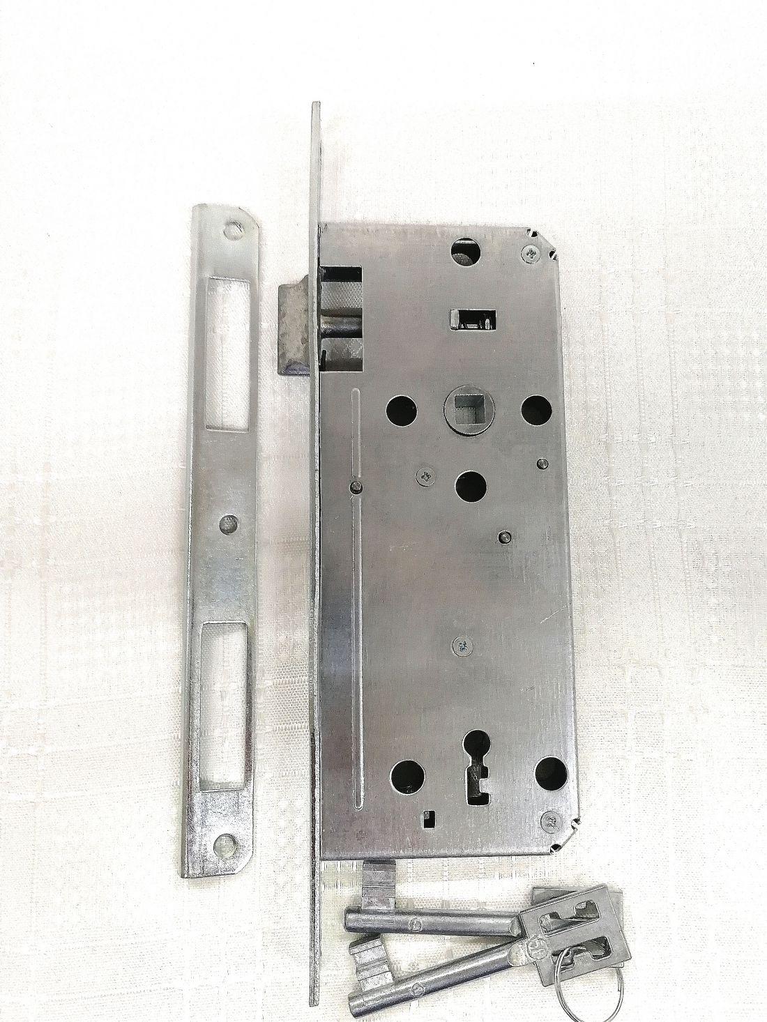 Bevéső ajtózár DIN 55/72