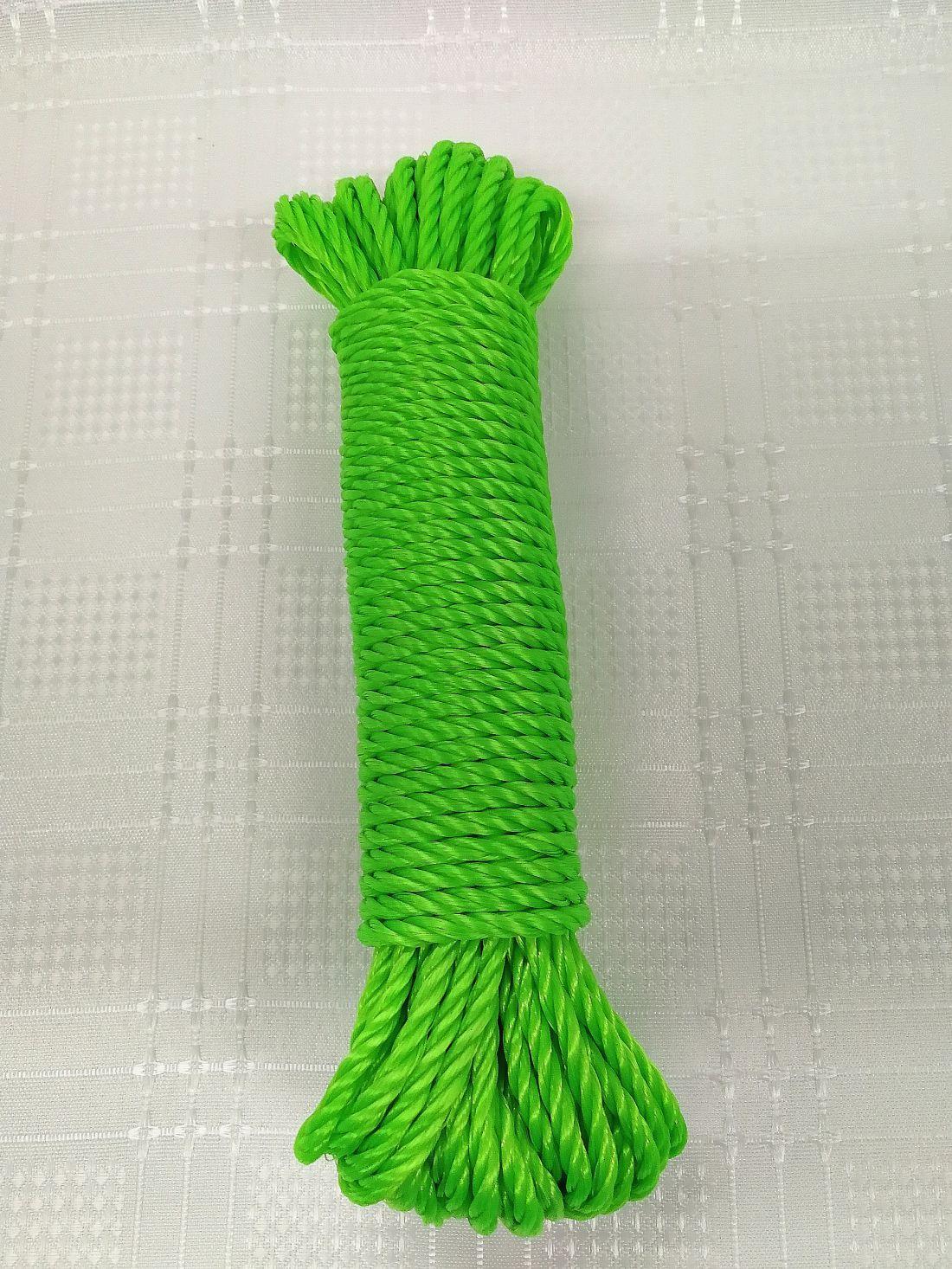 Műanyag ruhaszárító kötél 15 m EXTRA