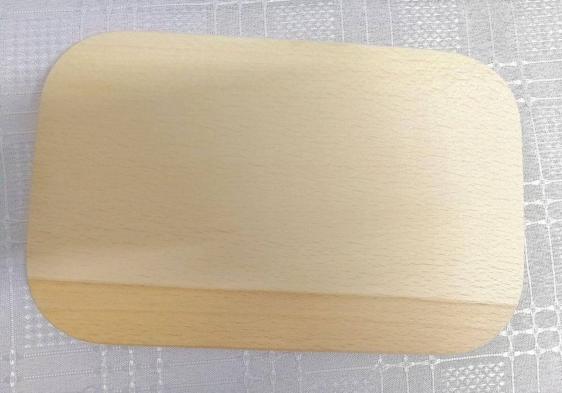 Fa vágódeszka(Reggeliző deszka)