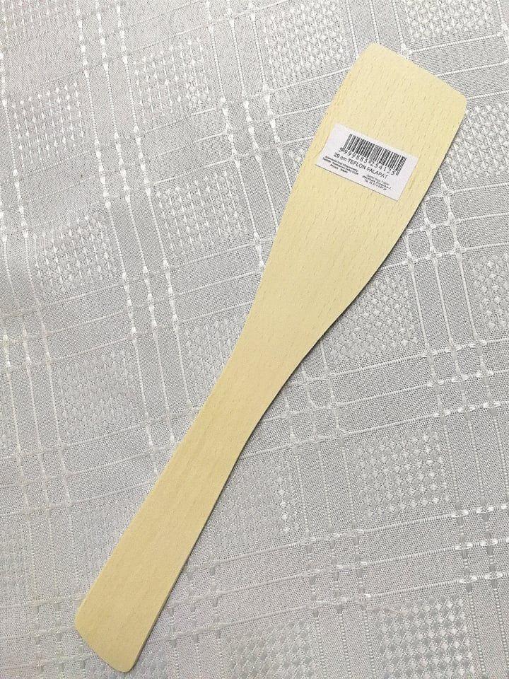 Fakanál 30 cm teflon