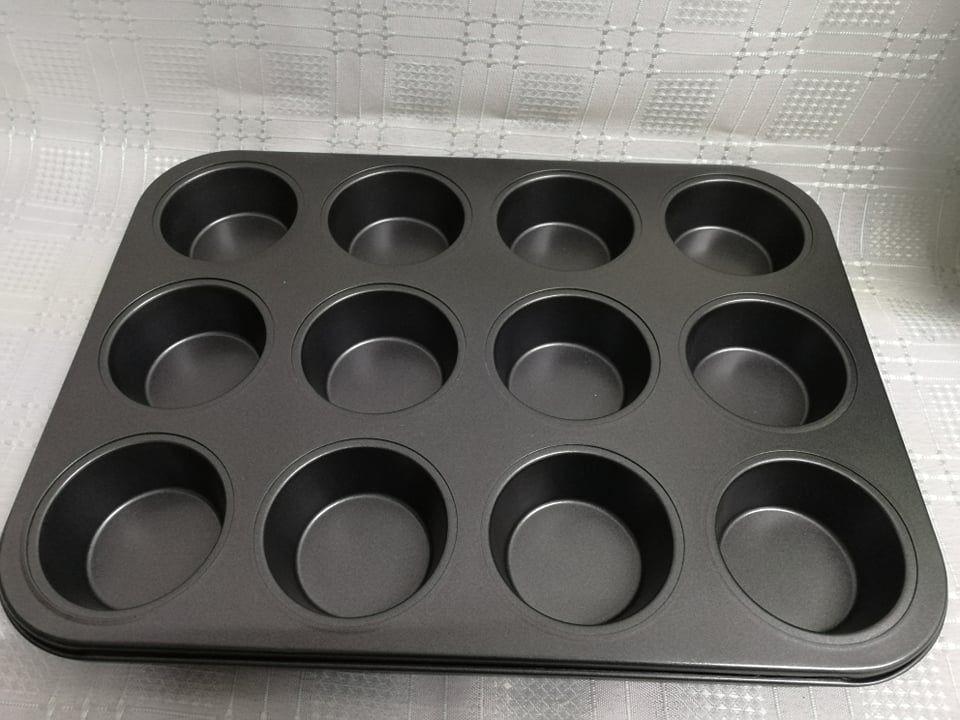 Fém muffin forma