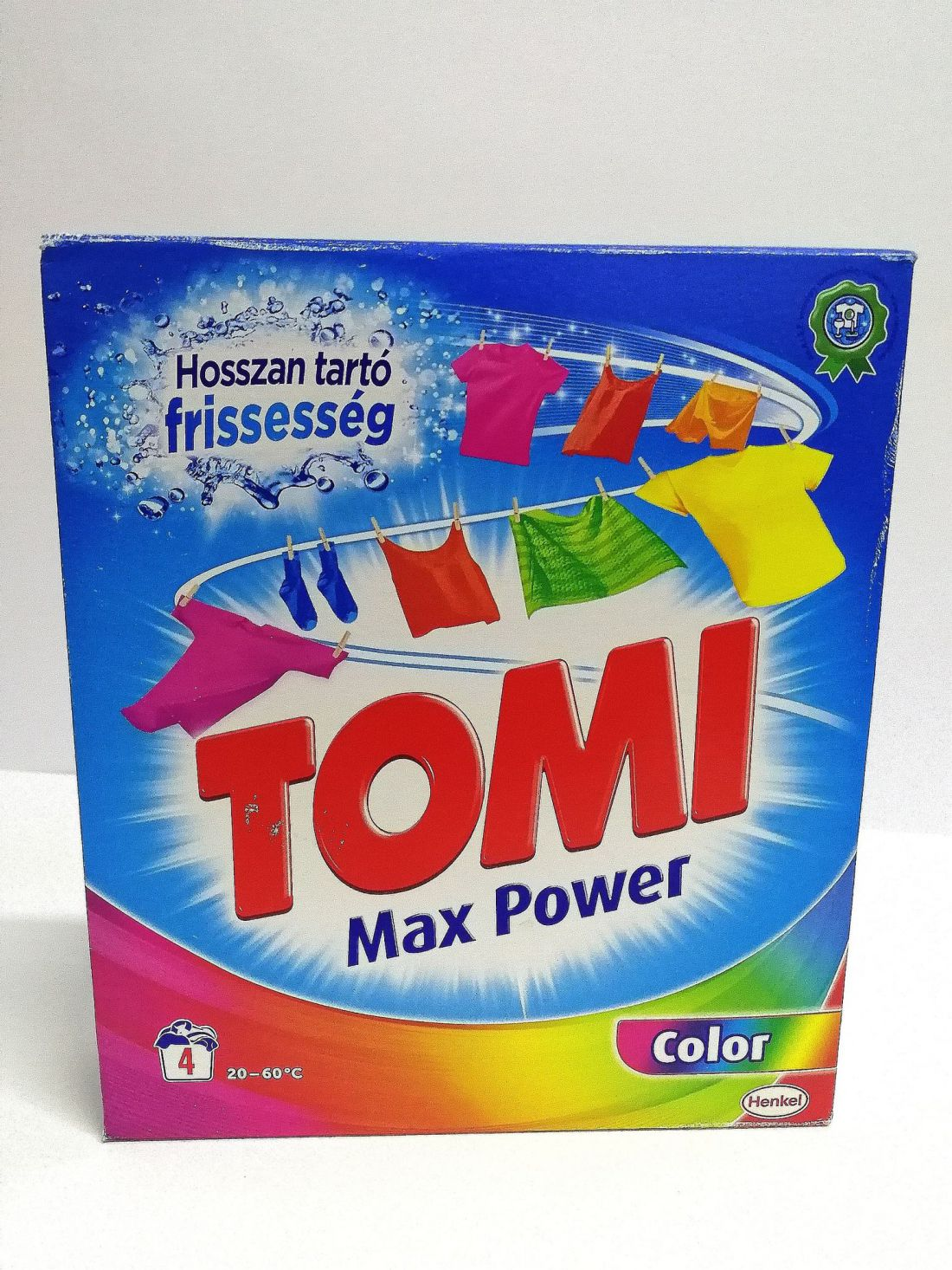 Tomi Max Power COLOR 260g