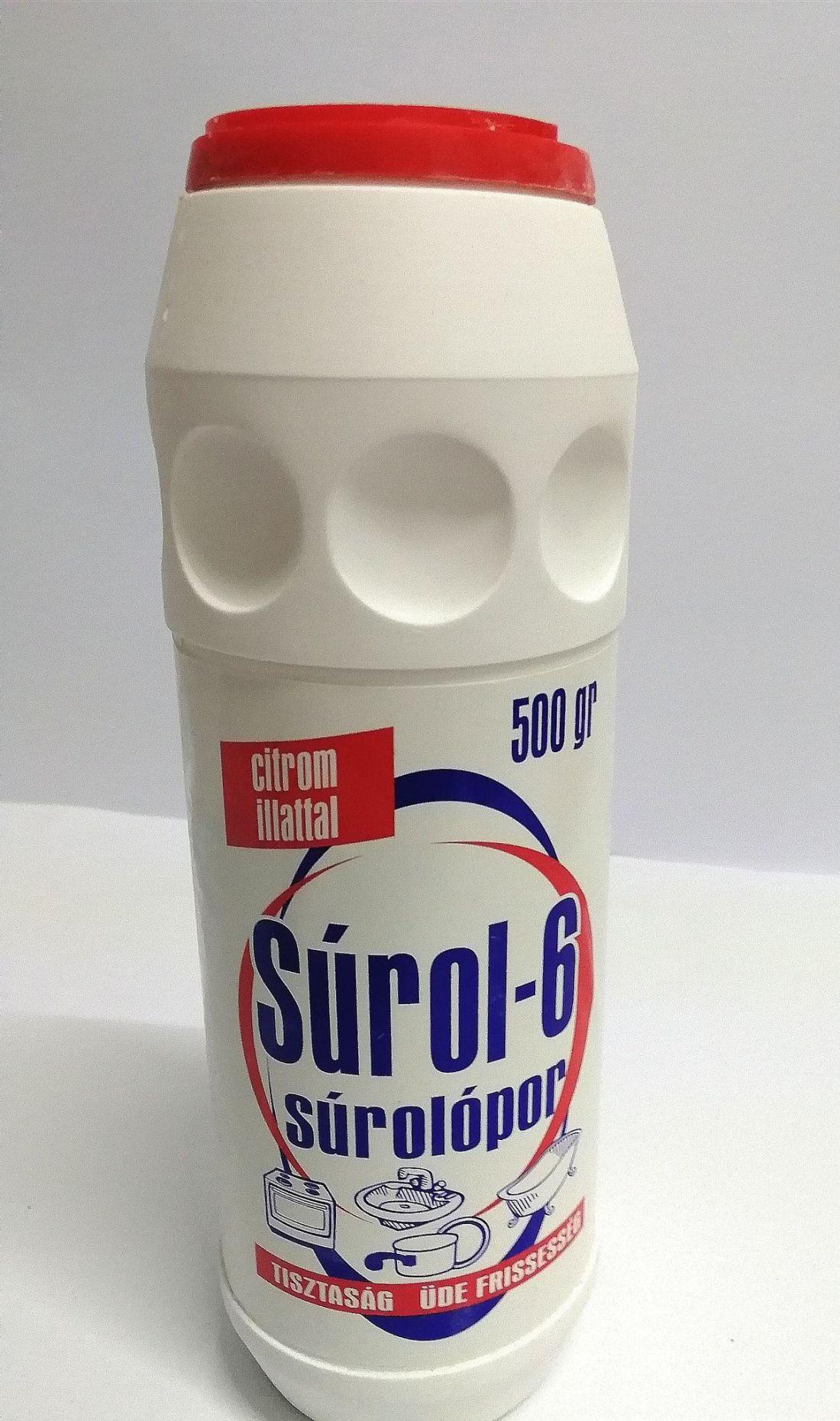 Dalma Súrol-6 súrolópor 500g