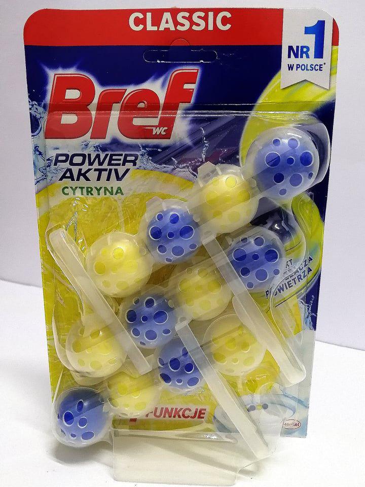 Bref Power Aktiv Lemon 3 soros