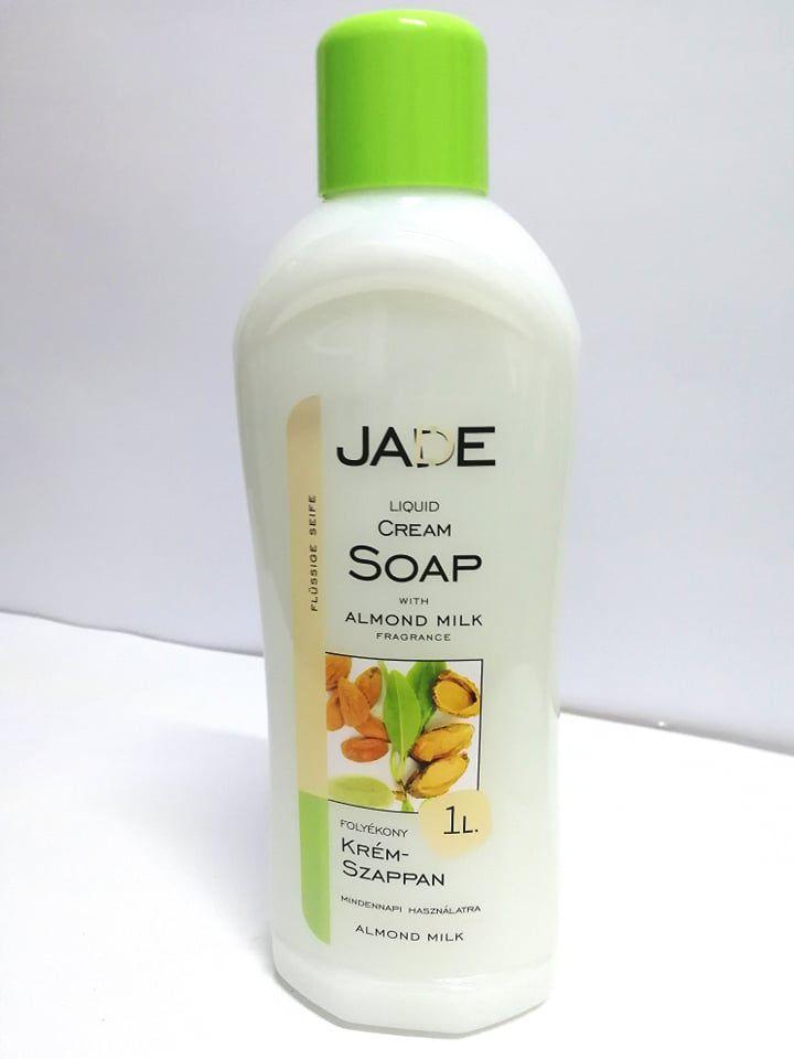 Jade folyékony krémszappan mandula 1L